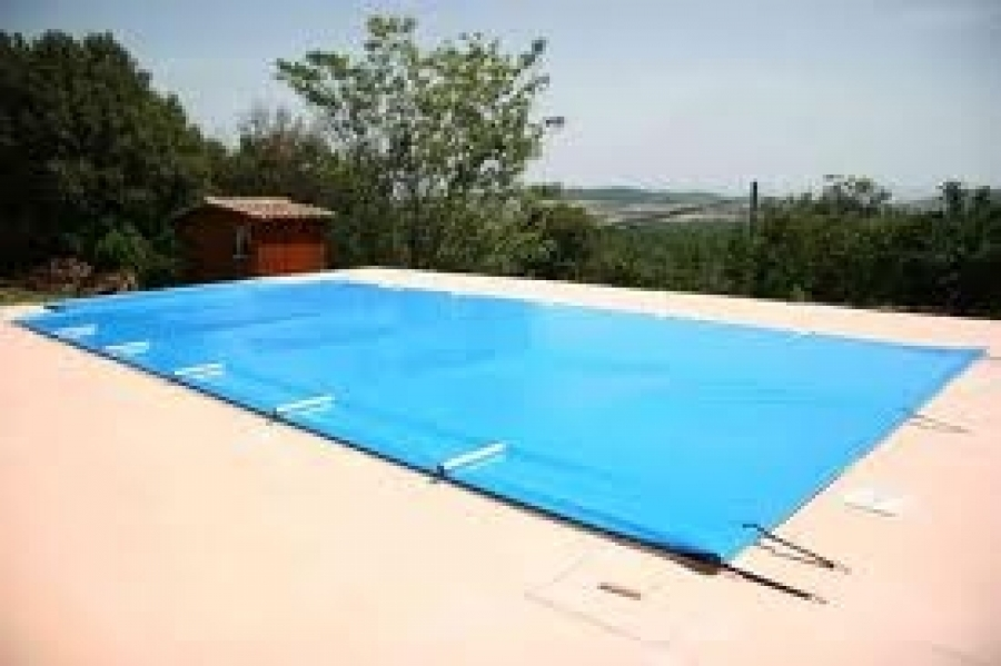 Passion piscines safety cover for Passion piscine